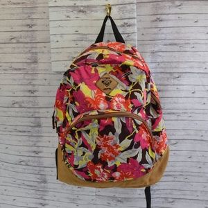Roxy Fairness Backpack in Floral Print